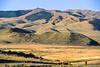 Biker on Lewis & Clark Trail, nearing Lemhi Pass on Montana-Idaho border - 10 - 72 ppi