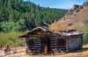 Biker on Lewis & Clark Trail, nearing Lemhi Pass on Montana-Idaho border - 6 - 72 ppi