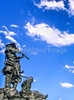 Lewis & Clark Memorial, Fort Benton, Montana - 5-2 - 72 ppi-2