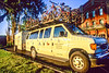 ALA van at Grand Union Hotel in Fort Benton, Montana - 2 - 72 ppi