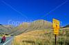 Tourer on ACA's Lewis & Clark Trail; US 93 near Salmon, Idaho - 5 - 72 ppi