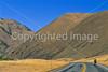 Tourer on ACA's Lewis & Clark Trail; US 93 near Salmon, Idaho - 2 - 72 ppi