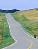 Tourer on Lewis & Clark Trail; Montana Hwy 81 near Lewistown - 3 #2