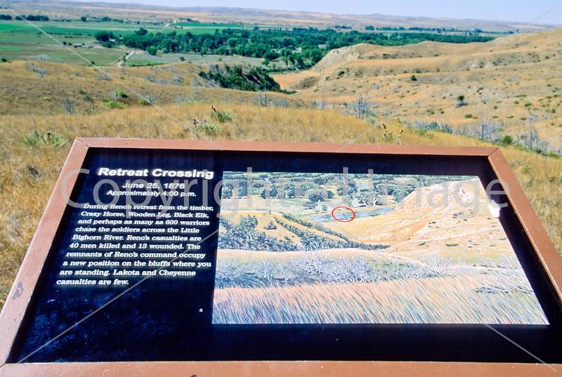 Little Bighorn Battlefield Nat  Monument, Montana - 10 - 72 ppi