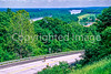 Touring & racing cyclists along Mississippi River on Missouri's Hwy 79 - 7 - 72 ppi
