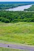 Cyclist in Vicksburg Nat'l Military Park, MS - D2-C3-0295 - 72 ppi