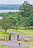 Cyclist in Vicksburg Nat'l Military Park, MS - D2-C3-0213 - 72 ppi