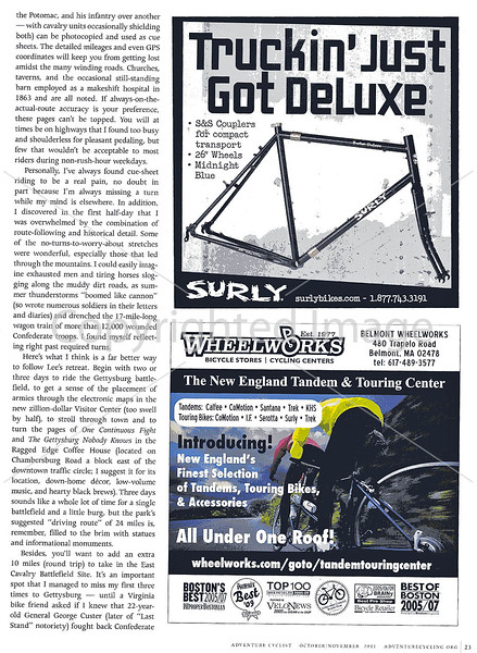 Adventure Cycling - Lee's Retreat - Page 6