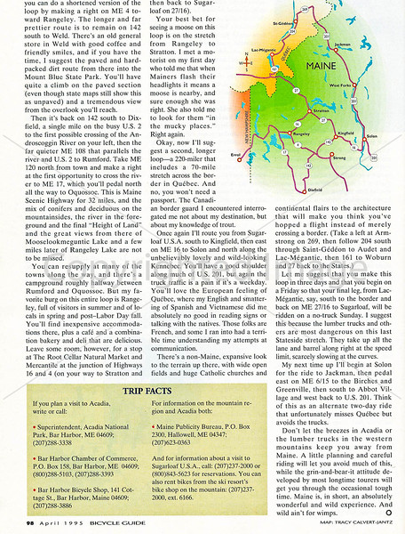 Pedaling Maine - Page 5