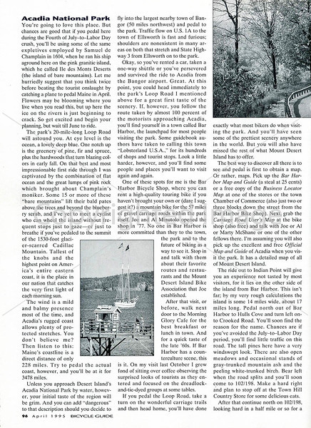 Pedaling Maine - Page 3