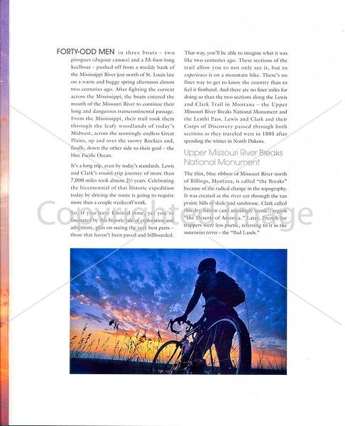 Subaru's Drive Magazine - Lewis & Clark - Page 2