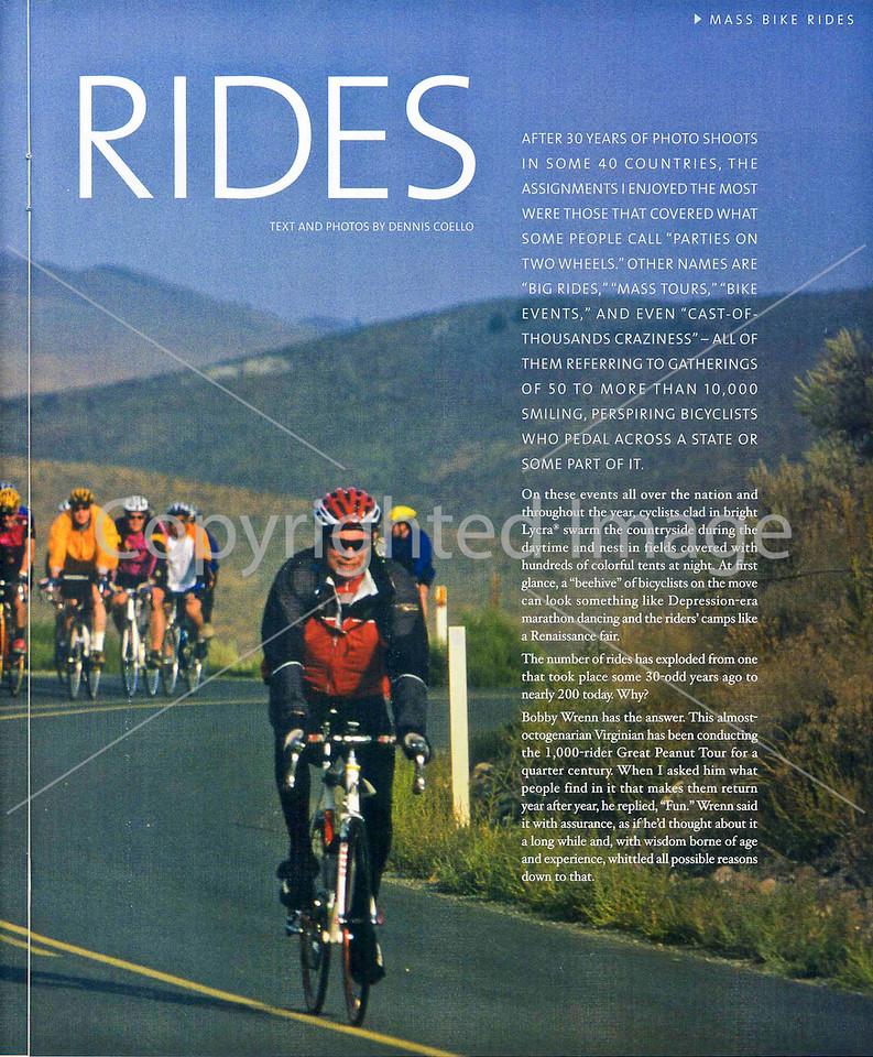 Subaru's Drive Magazine - Mass Bike Rides - Page 2