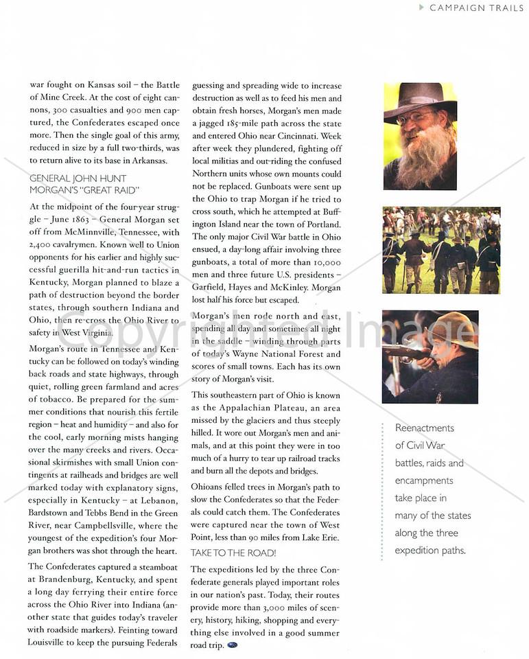 Subaru's Drive Magazine - Civil War Campaign Trails - Page 6