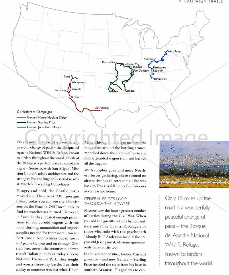 Subaru's Drive Magazine - Civil War Campaign Trails - Page 4