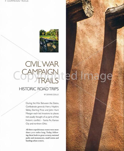 Subaru's Drive Magazine - Civil War Campaign Trails - Page 1