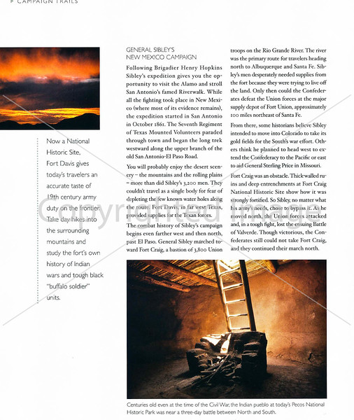 Subaru's Drive Magazine - Civil War Campaign Trails - Page 3
