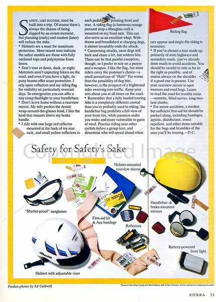 Sierra Magazine - Bike Touring - Page 6