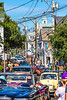A busy Saturday in Cape Cod's Provincetown, MA - C1-0290 - 72 ppi