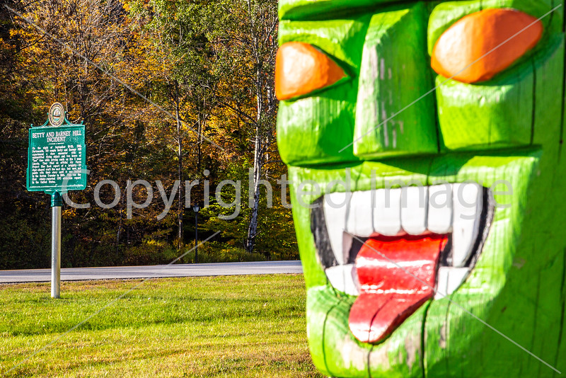 Alien abduction site near Indian Head Resort, Lincoln, New Hampshire - 72 ppi-12