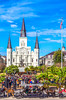 200th Anniversary 'Call to Arms' in Jackson Square, New Orleans, LA - C3-0300 - 72 ppi