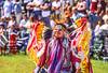 Ojibwe dancer at Grand Portage Nat'l Monument in Minnesota - 14-2 - 72 ppi