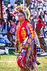 Ojibwe dancer at Grand Portage Nat'l Monument in Minnesota - 13-2 - 72 ppi