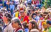 Ojibwe dancer at Grand Portage Nat'l Monument in Minnesota - 5-2 - 72 ppi