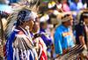 Ojibwe dancer at Grand Portage Nat'l Monument in Minnesota - 8 - 72 ppi