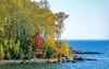 Western shore of Lake Superior near Gitchi-Gami State Trail - 1 - 72 ppi