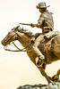Texas - Buffalo Soldier Memorial in El Paso at Fort Bliss - C3-0057 - 72 ppi