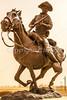 Texas - Buffalo Soldier Memorial in El Paso - C2-0069 - 72 ppi-2