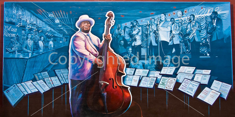 Vicksburg, MS, flood wall mural, Willie Dixon - 72 ppi