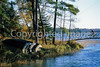 Lake Itasca, Minn , headwaters of Mississippi Riiver - 2 - 72 ppi