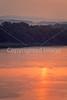 Mississippi River at dawn - Louisiana, Missouri - 2 - 72 ppi