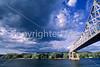 Bridge over Mississippi River at Winona, Minnesota - 2 - 72 ppi