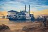 Vicksburg, MS, flood wall mural - Sultana - 72 ppi
