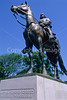 Nathan Bedford Forrest statue in Memphis, Tennessee - 2 - 72 ppi
