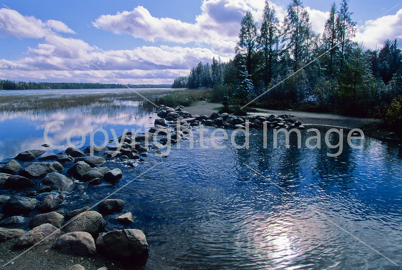 Lake Itasca, Minn , headwaters of Mississippi Riiver - 1 - 72 ppi