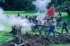 Civil War reenactment in Iowa near Quad Cities on Mississippi River - 1 - 72 ppi