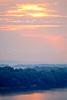 Mississippi River at dawn - Hannibal, Missouri - 6 - 72 ppi