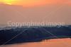 Mississippi River at dawn - Louisiana, Missouri - 3 - 72 ppi