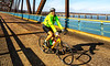 Cyclist(s) on US Bicycle Route 66, Chain of Rocks Bridge over Mississippi River between Missouri & Illinois - 72 ppi 26
