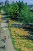 Bikers on Burke-Gilman Trail in Seattle, WA - 1-2-2 - 72 ppi
