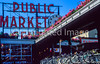 Bicycles parked outside Seattle's downtown Public Market-2 - 72 ppi