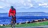 Cyclist on Seattle bike trail - 3-2 - 72 ppi-2