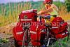 Cyclist near Hughes River Gap on Skyline Drive in Shenandoah National Park in Virginia - 11 - 72 dpi
