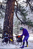 Winter bike tourer, central Oregon - 9 - 72 ppi