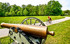 Thin-tire cyclist at Fort Pillow State Historic Area in Tennessee - C1--0043 - 72 ppi