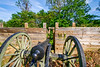 1864 Fort & battleground at Fort Pillow State Historic Area in Tennessee - 300 dpi - C2 -  -0227