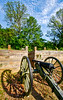 1864 Fort & battleground at Fort Pillow State Historic Area in Tennessee - 300 dpi - C2 -  -0226